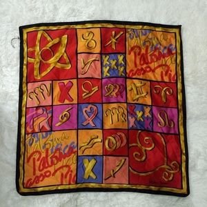 Colorful Paloma Picasso Scarf